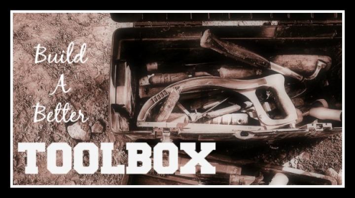 Messy Toolbox, Tidy Toolbox