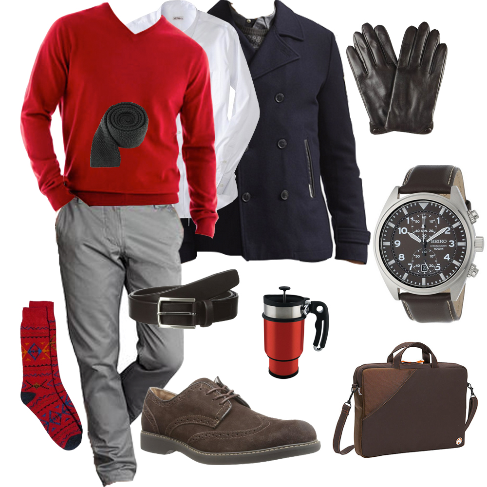 Outfits - Mens Fashion Collage