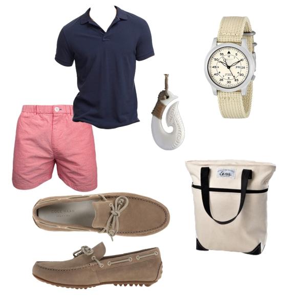 Menswear spring oufit butch