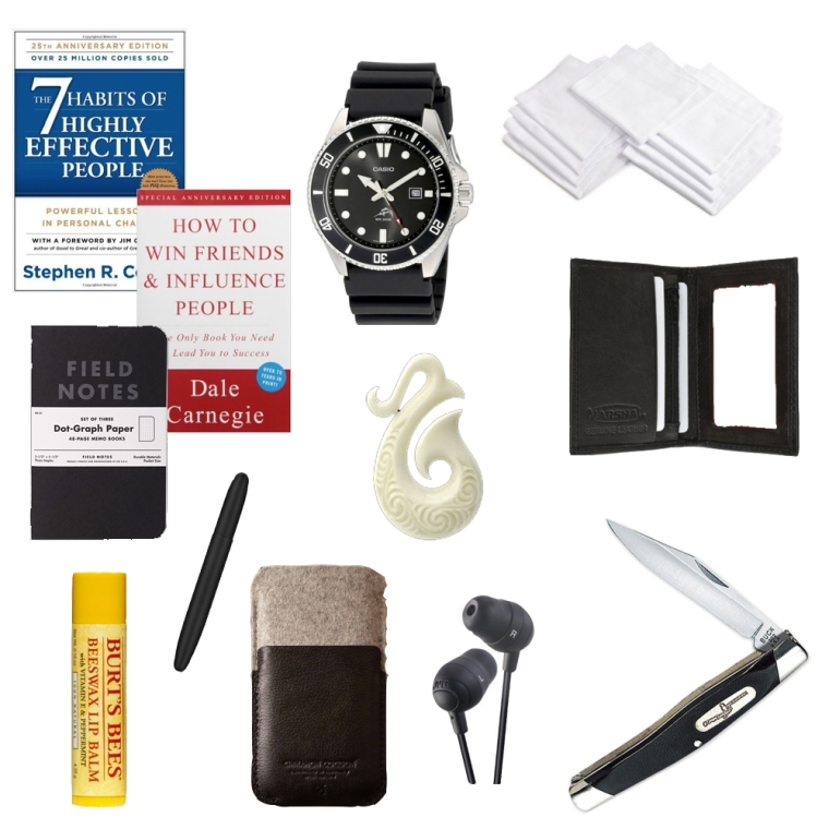 butch gift guide, EDC gifts, every day carry gifts