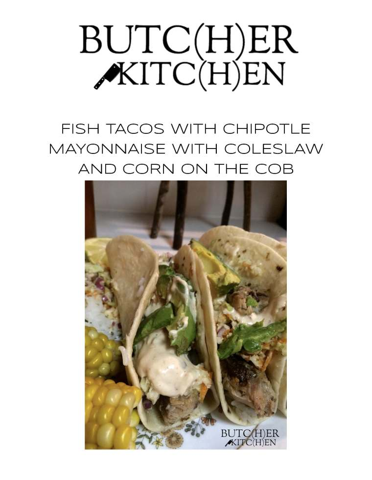 Fish Tacos w-Chipotle Mayo and Coleslaw Recipe _Page_1