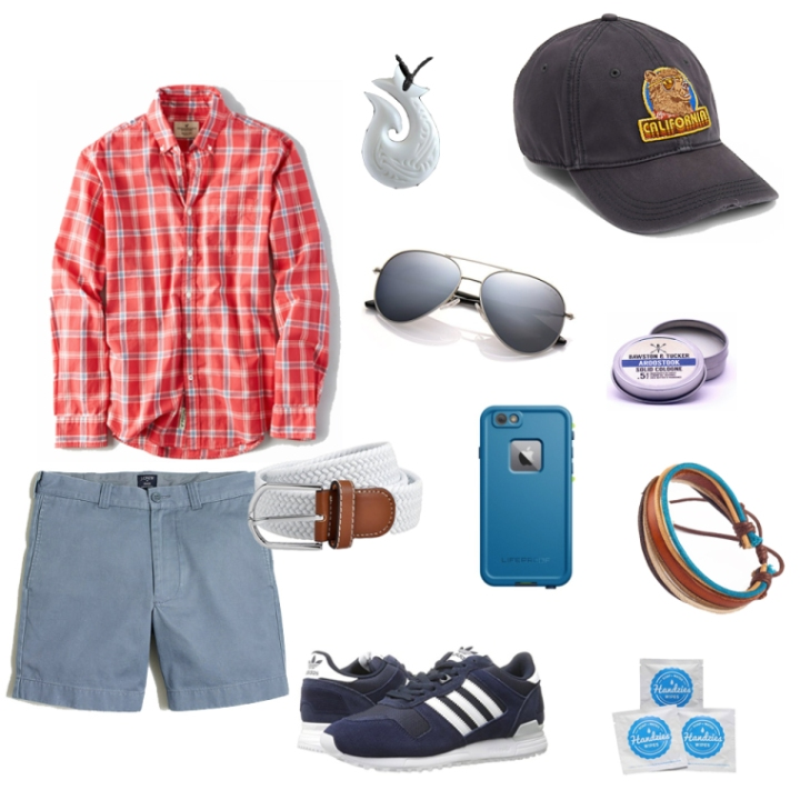 Outdoor Concert mens style