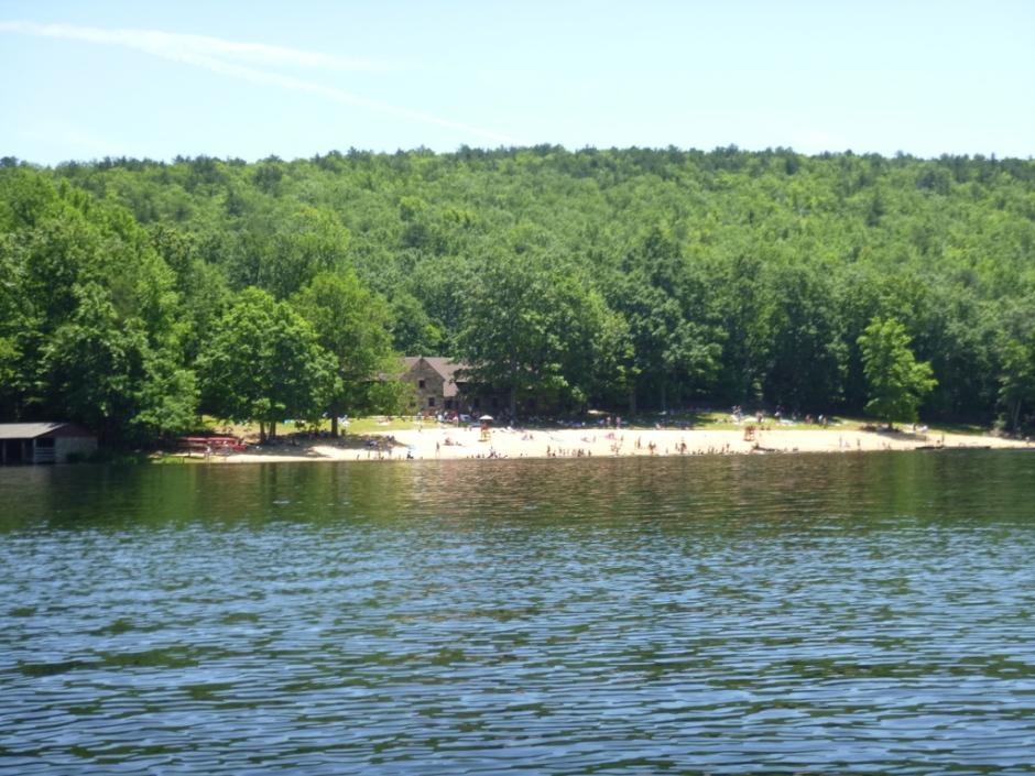 Lake, Memorial Day