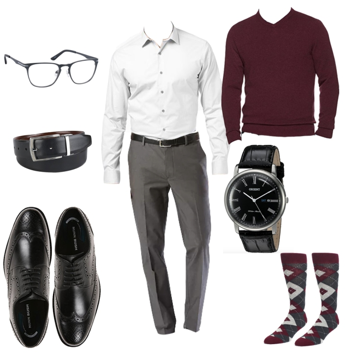 Holiday Outfits - Business Casual -1 - 2017