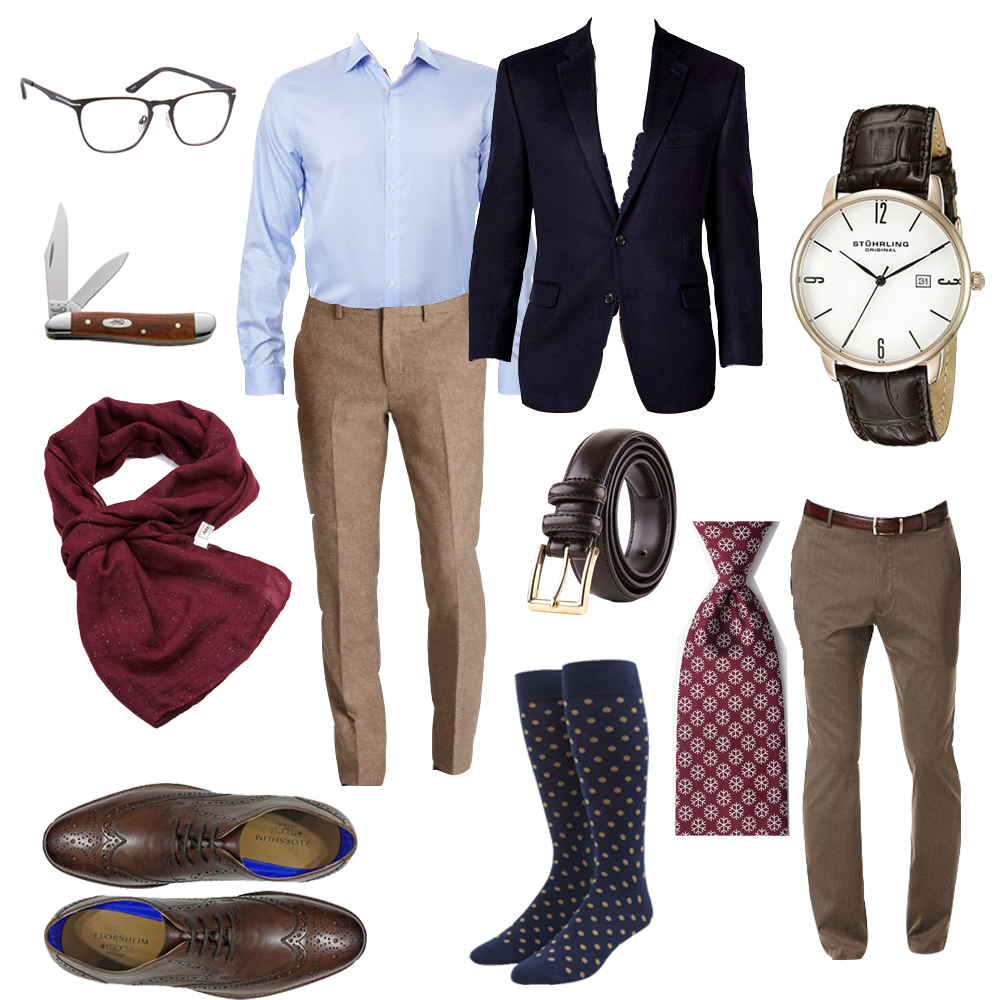 Holiday Outfits - Business Casual - 2 - 2017