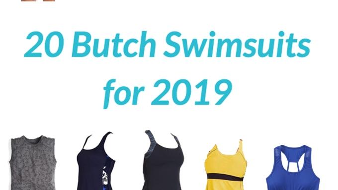 Butch swimsuits, butch swimwear